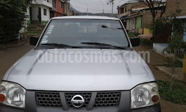 Nissan Pickup Doble.Cab. A-A L4,2.4i S 2 3 usado (2008) color Plata precio $9,800