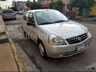 Foto venta Auto Seminuevo Nissan Platina Custom AC (2006) color Plata precio $44,000