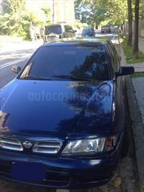 Foto venta carro usado Nissan Primera GXE (2007) color Azul Medianoche precio u$s1.800.000