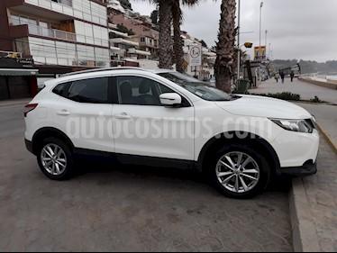Nissan Qashqai 2.0L 4x2 Aut usado (2016) color Blanco precio $12.500.000