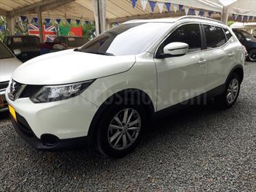Nissan Qashqai 2.0L Aut usado (2016) color Blanco precio $79.800.000
