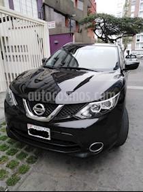 Foto venta Auto usado Nissan Qashqai 2.0L GSL Sense  (2014) color Negro precio u$s17,800