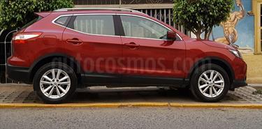 Nissan Qashqai 2.0L Sense  usado (2015) color Rojo Perla precio u$s17,800