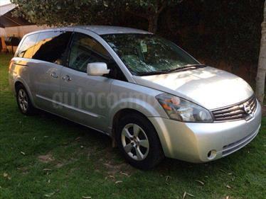 Foto venta Auto usado Nissan Quest 3.5L SL  (2007) color Plata Metalizado precio $105,000