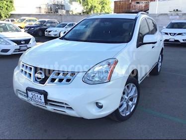 Foto venta Auto Seminuevo Nissan Rogue 2.5 EXCLUSIVE CVT 4WD 5P (2014) color Blanco precio $229,000
