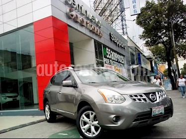 Foto venta Auto Seminuevo Nissan Rogue Advance (2014) color Acero precio $210,001
