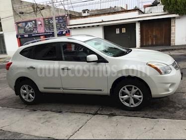 Foto venta Auto Seminuevo Nissan Rogue Advance (2014) color Blanco precio $225,000