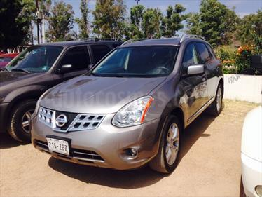 Foto venta Auto Seminuevo Nissan Rogue Exclusive (2013) color Gris Grafito precio $200,000