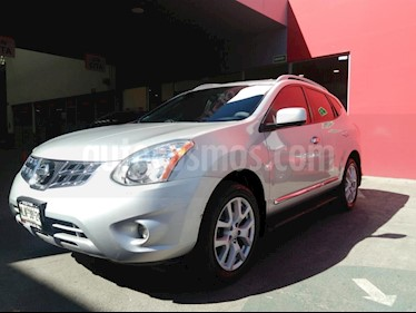 Foto venta Auto Usado Nissan Rogue Exclusive (2012) color Plata precio $184,900