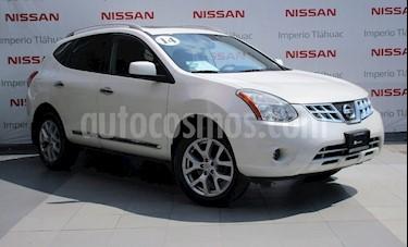 Foto venta Auto Seminuevo Nissan Rogue Exclusive (2014) color Blanco precio $205,000