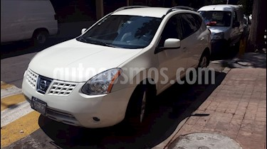 Foto venta Auto Seminuevo Nissan Rogue SL CVT Piel (2008) color Blanco precio $125,000
