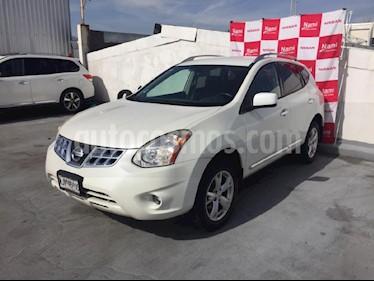 Foto venta Auto Seminuevo Nissan Rogue SL CVT (2011) color Blanco precio $149,000