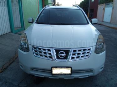 Foto venta Auto usado Nissan Rogue SL Piel (2010) color Blanco Perla precio $140,000