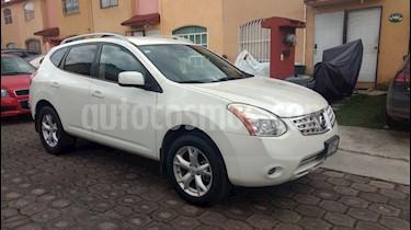 Foto venta Auto Seminuevo Nissan Rogue SL Piel (2009) color Blanco precio $147,000