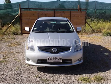 Nissan Sentra 2.0  usado (2010) color Gris precio $2.400.000