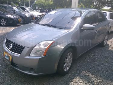 Foto venta Carro Usado Nissan Sentra 2.0L E Aut (2009) color Gris precio $24.000.000