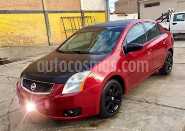Foto venta Auto Usado Nissan Sentra 2.0L S Aut (2007) color Rojo precio u$s6,000