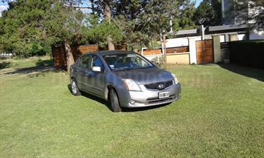 Foto venta Auto Usado Nissan Sentra Acenta (2011) color Gris Acero precio $220.000