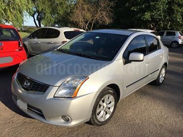 Foto venta Auto Usado Nissan Sentra Acenta (2011) color Plata precio $159.500
