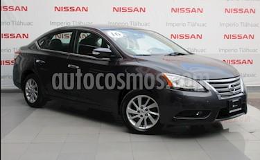 Foto venta Auto Usado Nissan Sentra Advance Aut (2016) color Hierro Encendido precio $189,000