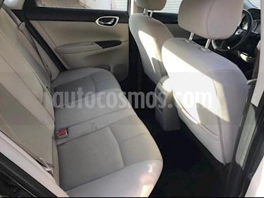 Foto venta Auto Seminuevo Nissan Sentra Advance Aut (2017) color Negro precio $225,000