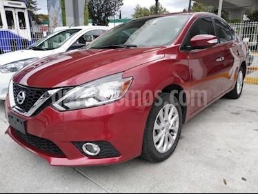 Foto venta Auto Seminuevo Nissan Sentra ADVANCE MT (2017) color Rojo precio $208,000