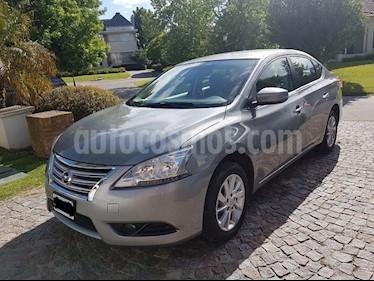 Foto venta Auto Usado Nissan Sentra Advance (2014) color Gris Oscuro precio $335.900
