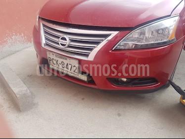 Foto venta Auto usado Nissan Sentra Advance (2014) color Rojo precio u$s19.000