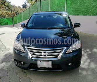 Nissan Sentra Advance usado (2013) color Azul precio $128,600