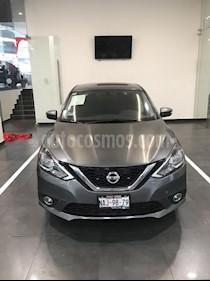 Foto venta Auto Seminuevo Nissan Sentra Advance (2017) color Gris precio $249,900