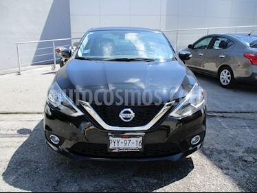 Foto venta Auto Seminuevo Nissan Sentra Advance (2017) color Negro precio $215,000