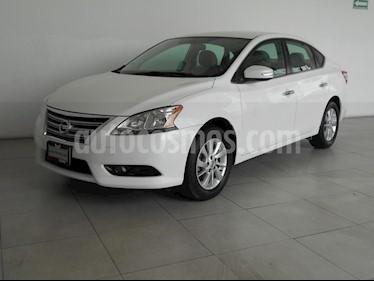 Foto venta Auto Seminuevo Nissan Sentra Advance (2013) color Blanco precio $163,000