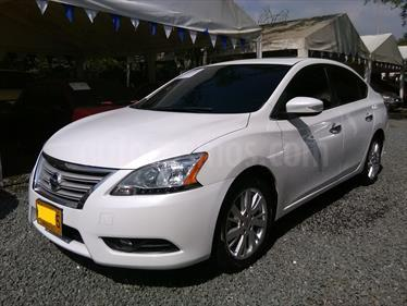 Nissan Sentra Autom.- usado (2014) color Blanco precio $48.000.000