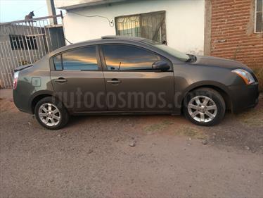 Foto venta Auto Seminuevo Nissan Sentra Custom CVT Xtronic (2007) color Champagne precio $95,000