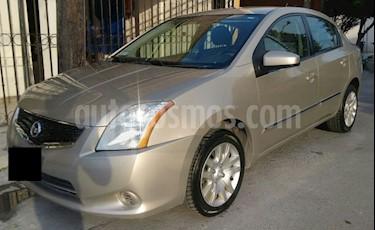 Foto venta Auto usado Nissan Sentra Custom (2010) color Arena precio $106,000