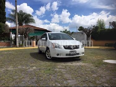 Foto venta Auto usado Nissan Sentra Emotion CVT Xtronic (2008) color Blanco precio $100,000