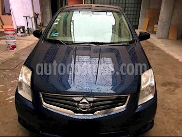 Foto venta Auto Seminuevo Nissan Sentra Emotion (2012) color Azul Marino precio $140,000