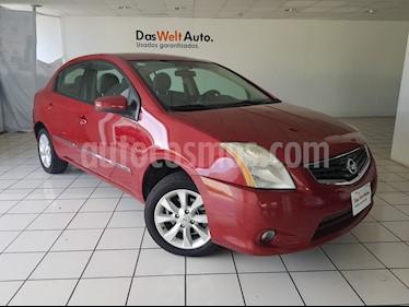 Foto venta Auto Usado Nissan Sentra Emotion (2010) color Rojo precio $114,900