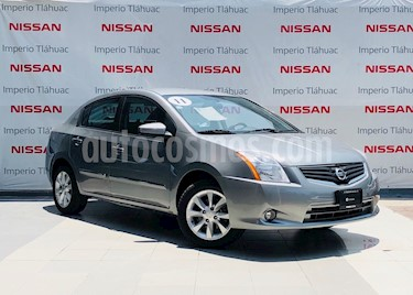 Foto venta Auto Usado Nissan Sentra Emotion (2011) color Gris Oxford precio $115,000
