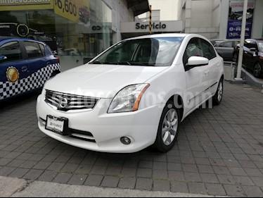 Foto venta Auto Seminuevo Nissan Sentra Emotion (2011) color Blanco precio $120,000