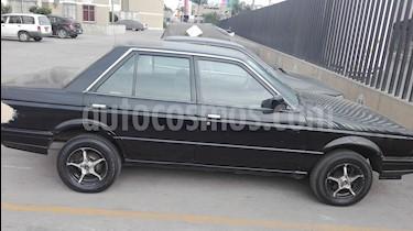 Foto venta Auto usado Nissan Sentra Especial 1.6L Aut (1991) color Negro precio u$s1,800