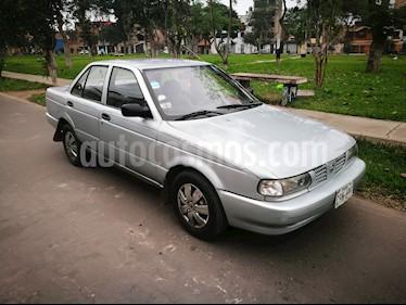 Foto venta Auto Usado Nissan Sentra Especial 1.6L (1998) color Gris precio u$s3,200