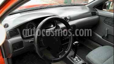 Nissan Sentra EX Saloon 1.6 automatico usado (1998) color Rojo precio $13,400