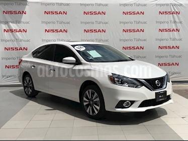 Foto venta Auto Seminuevo Nissan Sentra Exclusive Aut NAVI (2018) color Blanco precio $294,000