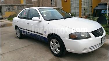 Foto venta Auto Seminuevo Nissan Sentra GXE L1 1.8L (2006) color Blanco precio $59,000