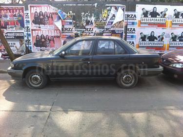 Foto venta Auto Usado Nissan Sentra LX (1993) color Gris Oscuro precio $29.000