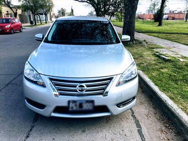 Foto venta Auto usado Nissan Sentra Sense (2015) color Plata precio $280.000