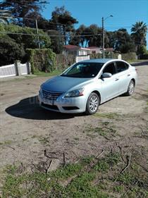 Foto venta Auto usado Nissan Sentra Sense (2014) color Gris precio $7.750.000