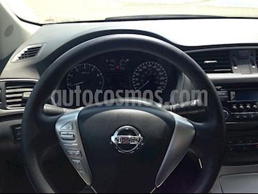 Foto venta Auto Usado Nissan Sentra Sense (2016) color Blanco precio $180,000
