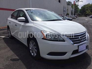 Foto venta Auto Seminuevo Nissan Sentra Sense (2016) color Blanco precio $190,000